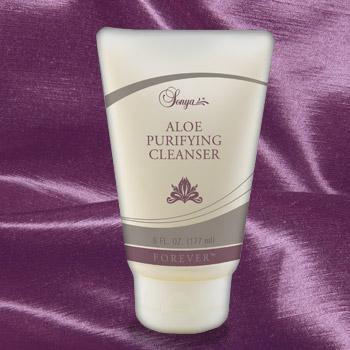 Soin purifiant aloès sonya skin care