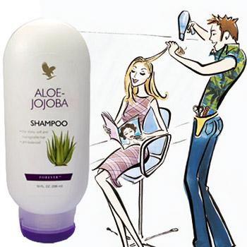 Shampooing Aloe Jojoba