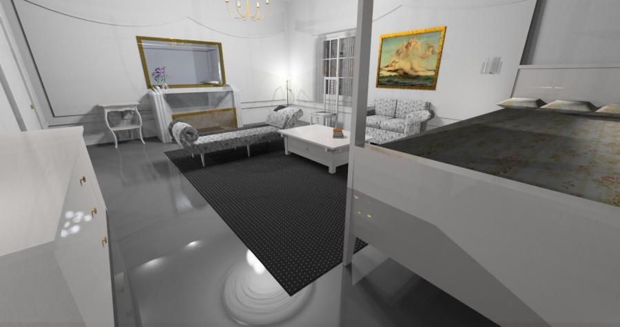 plan permis de construire int gration 3d sur site sc nes d 39 int rieur. Black Bedroom Furniture Sets. Home Design Ideas