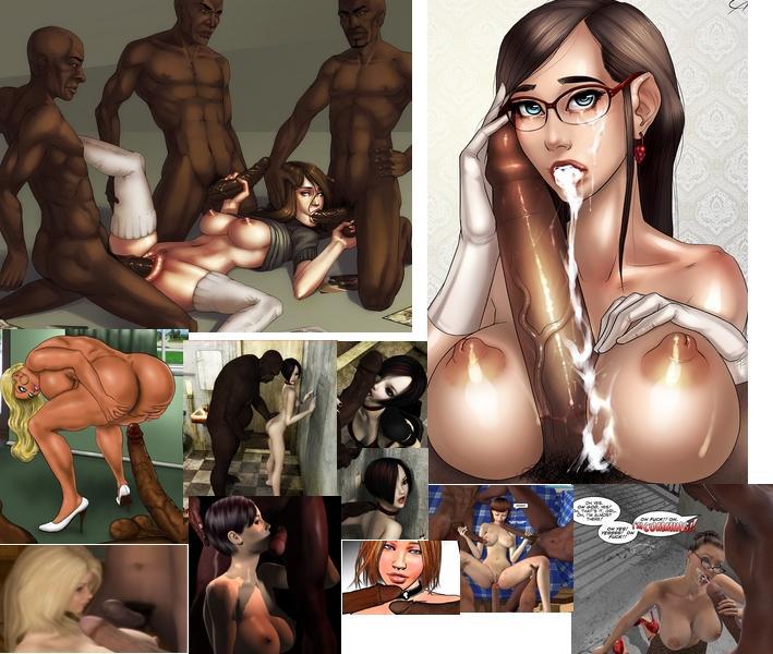 Horror Porn Comics